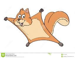 flying squirrel cartoon stock illustrations u2013 70 flying squirrel