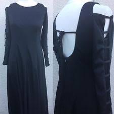 vintage dress 70 s slinky deco stretch bodycon vintage dresses for ebay