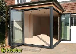 folding door glass best 25 bi folding doors ideas on pinterest bi fold doors