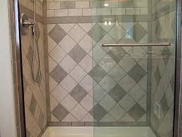 Bathroom Wall Tile Examples Nice Pictures And Ideas Of Modern - Shower wall tile design