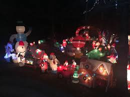 christmas displays b highway christmas display home