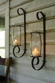 12 Delightful Wrought Iron Candle Holder For House Walls Top