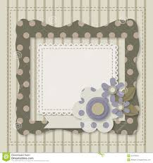 template of greeting card stock images image 35418504