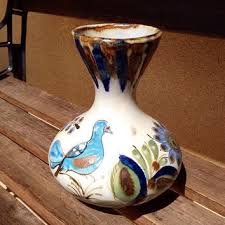 Mexican Pottery Vases Shop Mexican Pottery Birds On Wanelo