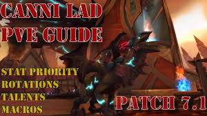 Bajheera Legion Arms Warrior Talent Guide Pve Pvp Arms Warrior 7 1 Pve Guide