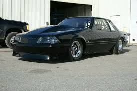 fox mustang drag car build wiked drag radial fox built by racecraft inc cool cars