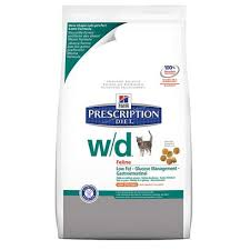 hill u0027s prescription diet cat w d dry food diabetes petcarerx