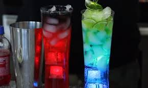 wars themed cocktails and mixed drink recipes