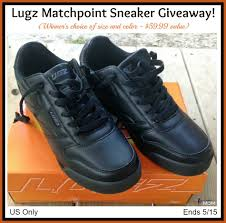 lugz matchpoint sneakers for men giveaway heartthis