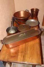 batterie de cuisine en cuivre achetez batterie de cuisine occasion annonce vente à just