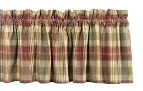 Curtain Valances Designs Amazon Com Park Designs Valance 72 X 14