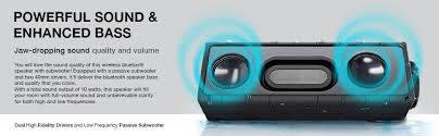 amazon black friday deals bluetooth speakers amazon com photive hydra wireless bluetooth speaker waterproof