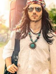 mens hippie hairstyles best 25 hippie guy ideas on pinterest hippie men boho man and