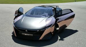 peugeot onyx interior peugeot onyx concept bound for goodwood taking passengers