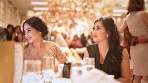 wedding dress nagita slavina alamak foto bareng kakak ipar nisya ahmad malah dibilang lebih