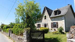 House With Garage Correze St Augustin Pretty 5 Bedroom Stone House With Garage And