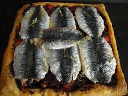cuisiner des sardines fraiches tarte feuilletée aux sardines fraîches menus propos