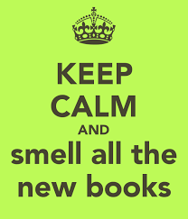 which new books are you excited to read comment or tweet us erin