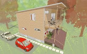 modern house plans by gregory la vardera architect greg