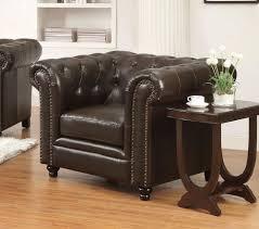 Tufted Brown Leather Sofa Tufted Brown Leather Sofa Furniture Favourites