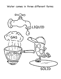 amazing water cycle coloring page 11 in coloring for kids with