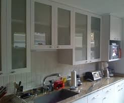 Replacement Doors For Kitchen Cabinets Top 82 Lovable Decorative Glass Inserts For Kitchen Cabinets