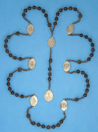 rosary of the seven sorrows rosarium virginis mariae servite seven sorrows of