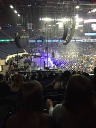 monster truck show allstate arena allstate arena section 204 row n seat 11 b96 jingle bash