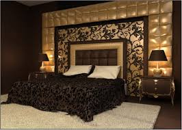 elegant wall designs to adorn your bedroom walls