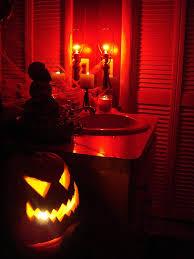 Thanksgiving Bathroom Decor Halloween Bathroom Decorations Interior Design For House 207 Best