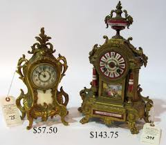 Brass Desk Accessories by Hap Moore Antiques Auctions