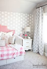 25 best gray girls bedrooms ideas on pinterest teen bedroom