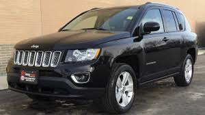 jeep chevrolet 2015 2015 jeep compass high altitude 4wd leather heated seats backup
