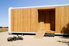 High Tech Houses by Noem Modern Wooden Houses Ecological High Tech And Prefabricated