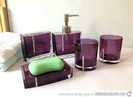 purple bathroom setsbathroom purple bathroom accessories dark