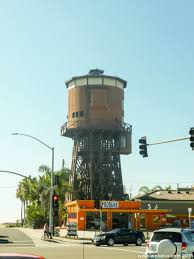 water tower house weird california