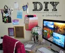 diy stylish organization desk accessories work home dma homes