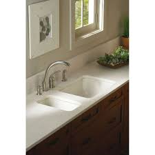kohler faucet k 10430 vs forte vibrant stainless steel one handle