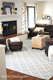 Chocolate Brown Area Rugs Brown With Area Rug Search Living Room