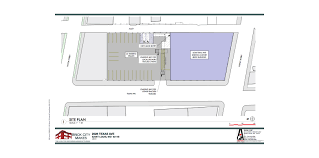 Loading Dock Floor Plan by Brick City Makes