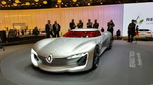 renault concept cars renault trezor debuts as all electric french eye candy autoguide