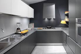 Modern Kitchen Cabinets Enhance Your Kitchen Décor By Adding A - Modern cabinets for kitchen