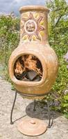 Red Clay Chiminea Rosas Clay Chiminea 89 99 Bbq And Heating Pinterest Clay