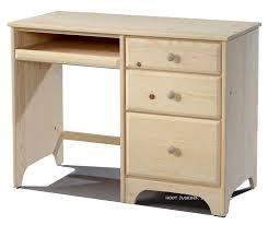 Metro Studio Solid Wood Computer Desk In Honey Pine 99042 by Pine Computer Desk Ayresmarcus