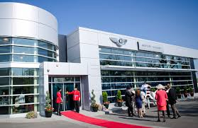 bentley headquarters little warriors gargen party calgary loud mouth communications