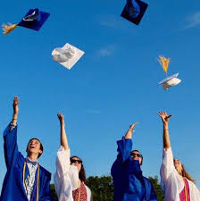 high school graduation caps decorated graduation caps dominate high school and college