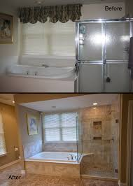 bathroom remodeling ideas before and after renovating the bathroom will get you the second most return on