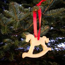 diy horse christmas ornament u2014 begin the dance with sandra beaulieu