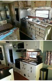 best 25 vintage camper redo ideas on pinterest vintage campers