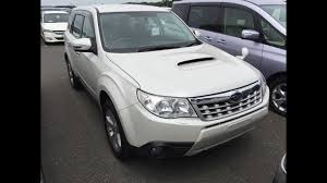 blue subaru forester 2009 subaru forester xt blue line exports japanese car auctions